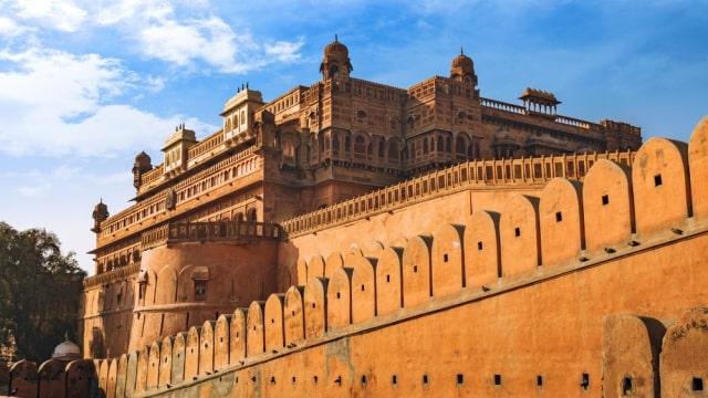जूनागढ़ किले का इतिहास - History Of Junagadh Fort In Hindi