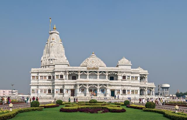 कृष्ण जन्म भूमि मंदिर मथुरा का प्रमुख मंदिर- Krishna Janma Bhoomi Mandir Mathura in Hindi