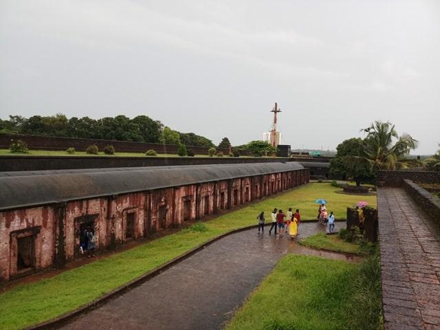 जोग फॉल का पर्यटन स्थल कानूर किला - Kannur Fort Karnataka In Hindi