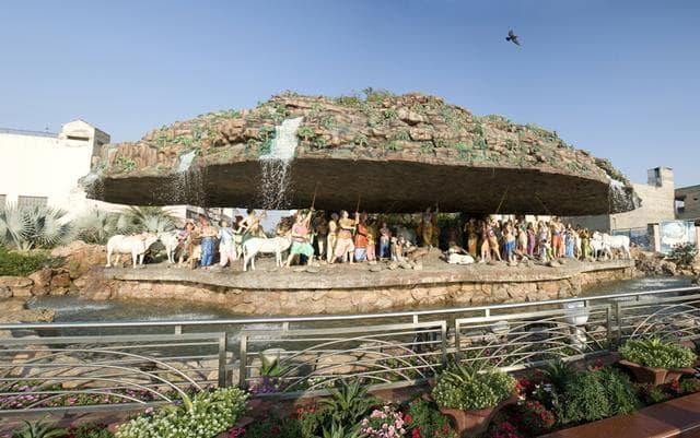 गोवर्धन पहाड़ी मथुरा में देखे जाने वाला पर्यटन स्थल - Govardhan Hill Mathura in Hindi