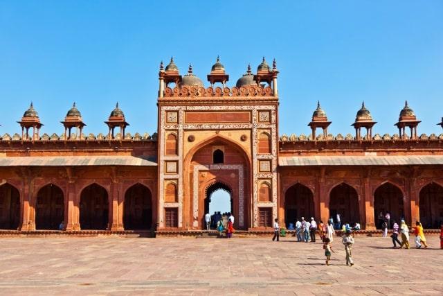 जामा मस्जिद फतेहपुर सीकरी - Jama Masjid Fatehpur Sikri In Hindi