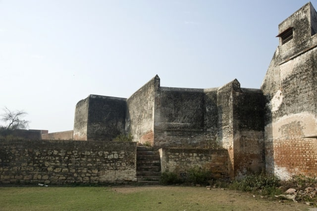 मथुरा के पर्यटन स्थल कंस किला - Kans Qila Mathura Tourist Place In Hindi