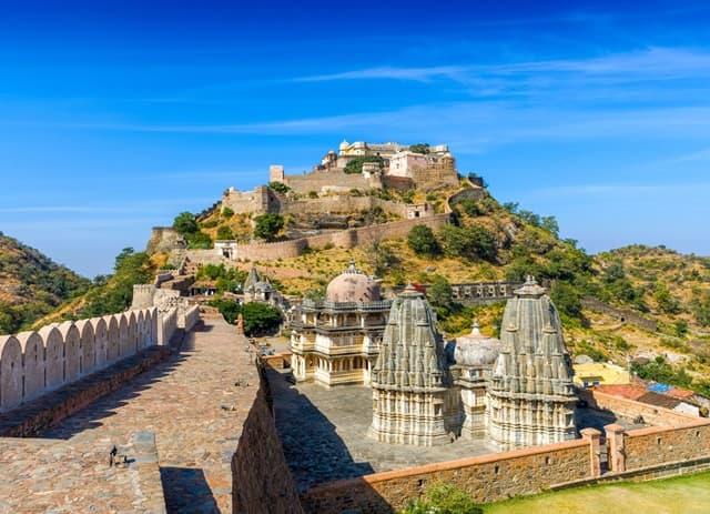 कुंभलगढ़ किले का इतिहास - History Of Kumbhalgarh Fort In Hindi