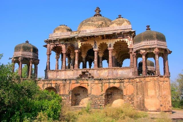 रणथंभौर किले का इतिहास- Ranthambore Fort History In Hindi