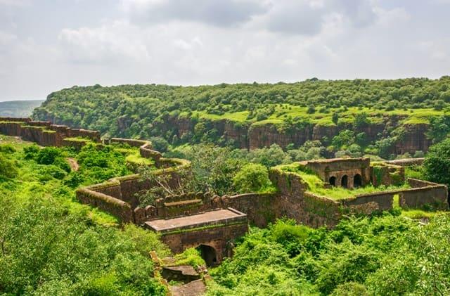 रणथंभौर किले की वास्तुकला-Architecture Of Ranthambore Fort In Hindi