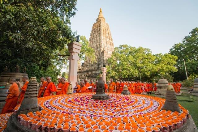 बोधगया जाने का सबसे अच्छा समय - Best Time To Visit Bodh Gaya In Hindi