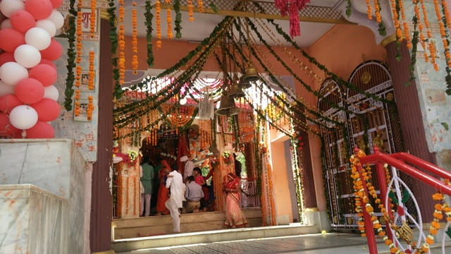अलवर के प्रमुख मंदिर पांडुपोल- Alwar Ke Pramukh Mandir Pandupol In Hindi