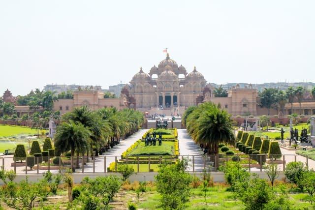 स्वामीनारायण अक्षरधाम मंदिर, दिल्ली