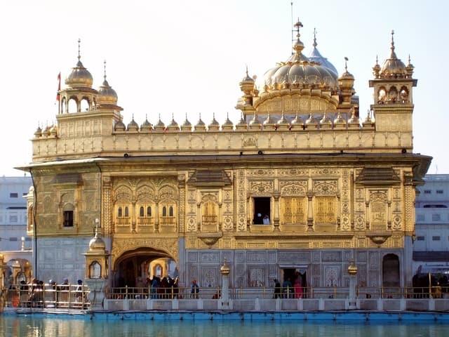 स्वर्ण मंदिर, अमृतसर