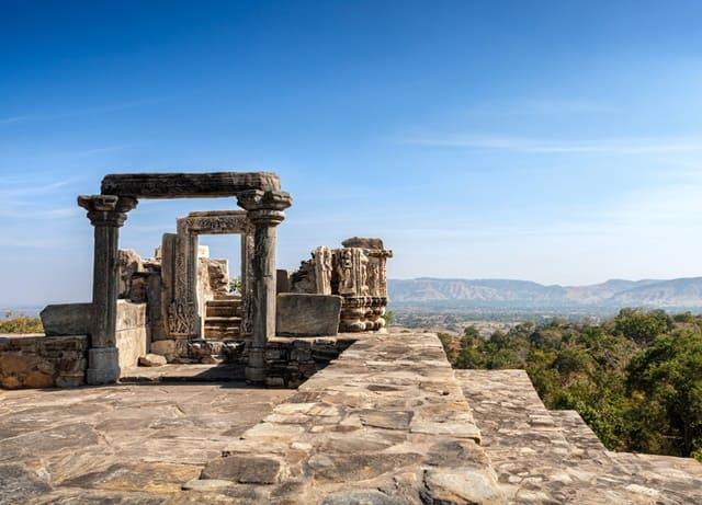 कुंभलगढ़ किले की वास्तुकला - Architecture Of Kumbhalgarh Fort In Hindi