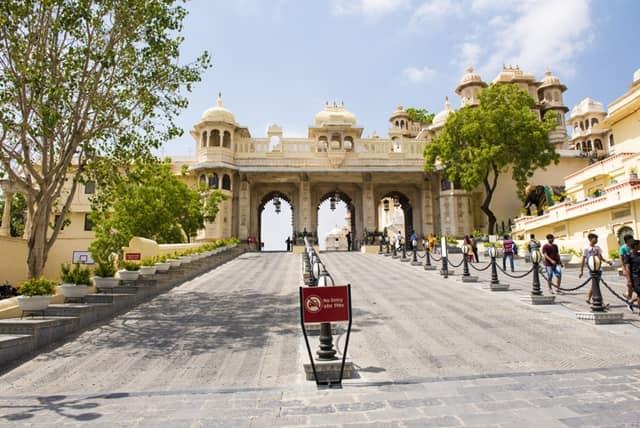 उदयपुर का इतिहास - History Of Udaipur In Hindi