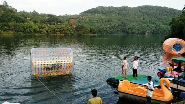 वेन्ना झील - Venna Lake In Hindi