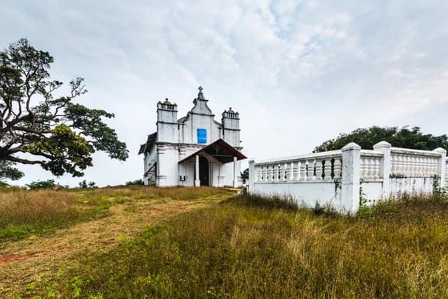 नोसा सेन्होरा डीमेर्सस्स चर्च - Nossa Senhora Da Misar Church