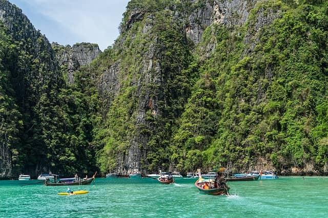 थाईलैंड के बारे में रोचक तथ्य - Interesting Facts About Thailand In Hindi