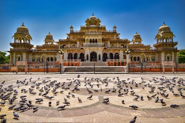 जयपुर के प्रमुख पर्यटन स्थल - Places To Visit In Jaipur In Hindi