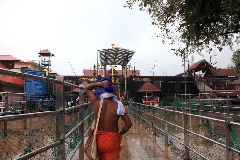 अयप्पा मंदिर, सबरीमाला