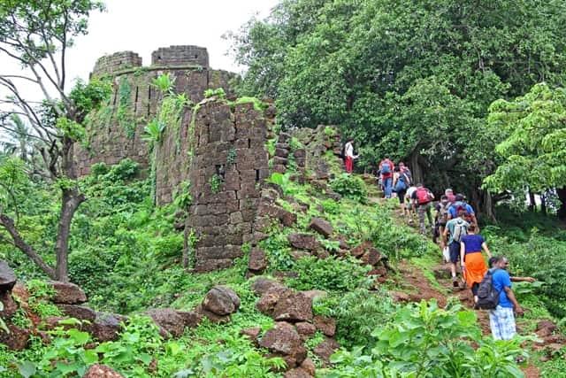 कैबो डी राम किला - Cabo De Rama Fort In Hindi