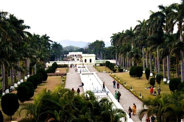 पिंजौर गार्डन से जुड़ी रोचक बातें - Interesting Facts Of Pinjore Garden In Hindi