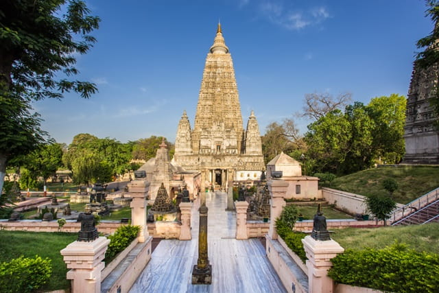 महाबोधि मंदिर, बोधगया