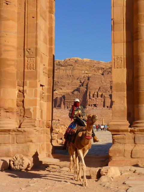 पेट्रा में नाइटलाइफ- Nightlife In Petra In Hindi