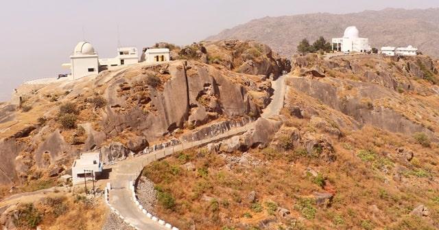 गुरु शिखर का इतिहास- Guru Shikhar History In Hindi