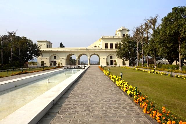 पिंजौर गार्डन की वास्तुकला - Architecture Of Pinjore Garden In Hindi