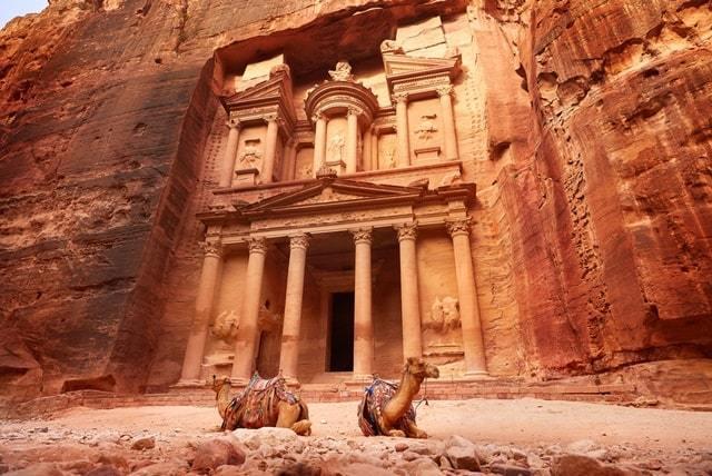 पेट्रा जॉर्डन के बारे में ऐतिहासिक तथ्य- Historical Facts About Petra Jordan In Hindi