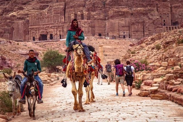 भारत से पेट्रा कैसे पहुंचे- How To Reach Petra From India In Hindi