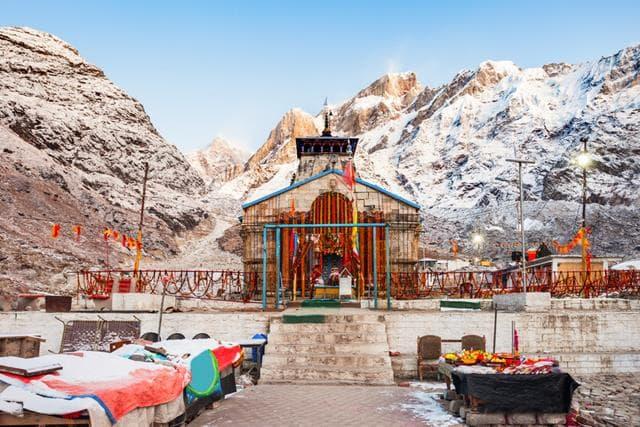 केदारनाथ मंदिर, उत्तराखंड
