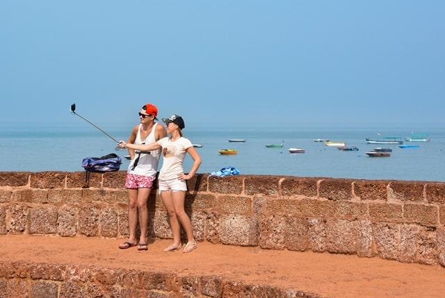 अगुआडा फोर्ट समय - Aguada Fort Timing In Hindi