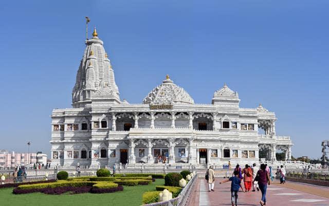 प्रेम मंदिर, वृंदावन