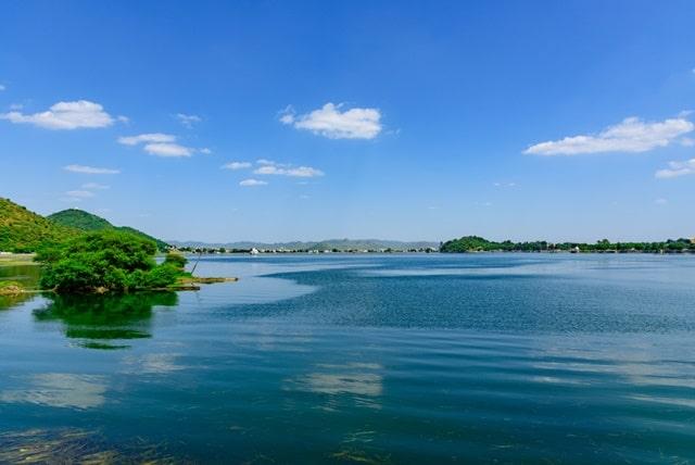 अलवर में घूमने की जगह सिलिसर लेक पैलेस- Alwar Me Ghumne Ki Jagha Siliserh Lake Palace In Hindi