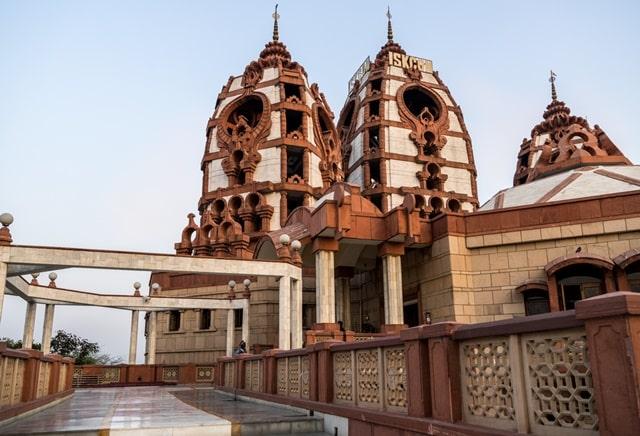 इस्कॉन (हरे कृष्ण) मंदिर, दिल्ली