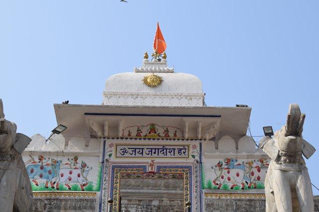 उदयपुर शहर का प्रसिद्ध मंदिर जगदीश मंदिर - Udaipur Ka Pramukh Mandir Jagdish Temple In Hindi