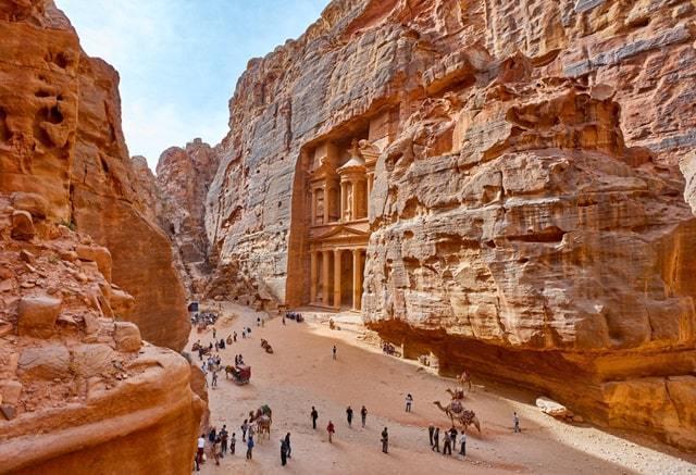 पेट्रा की यात्रा करने का सबसे अच्छा समय क्या है?- What Is The Best Time To Visit Petra In Hindi