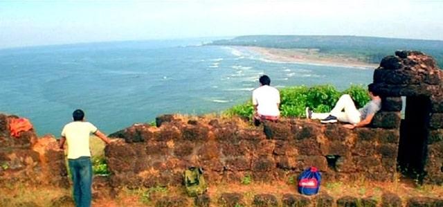 अगुआडा फोर्ट दिल चाहता हैं - Aguada Fort Dil Chahta Hain In Hindi