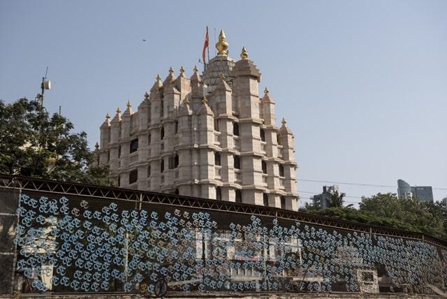 सिद्धिविनायक मंदिर, मुंबई