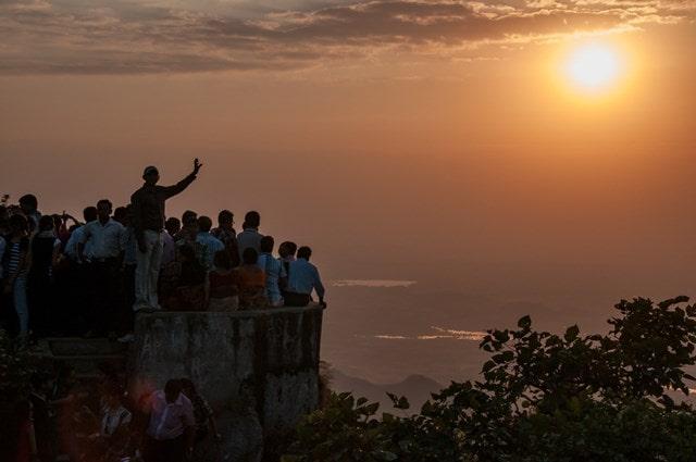 बॉम्बे पॉइंट - Bombay Point/ Sunset Point In Hindi