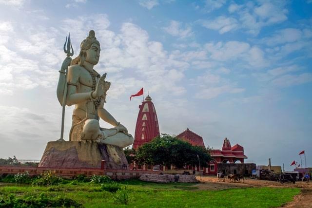 नागेश्वर ज्योतिर्लिंग मंदिर, द्वारका