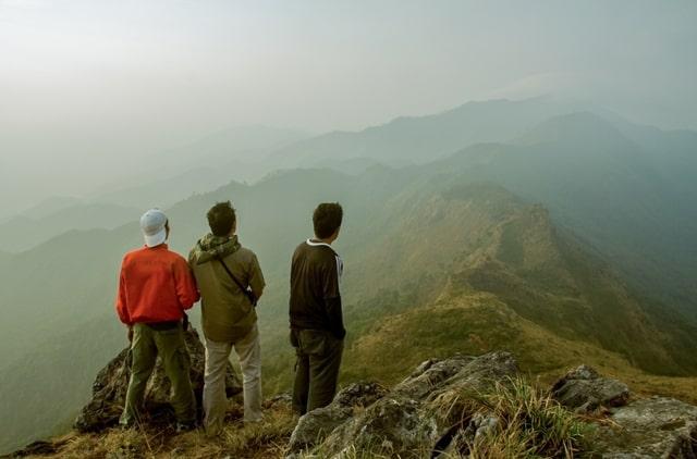कनॉट पीक - Connaught Peak In Hindi