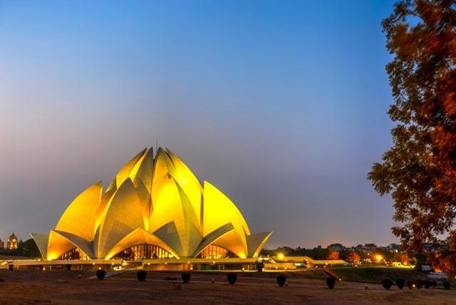 लोटस टेम्पल, नई दिल्ली