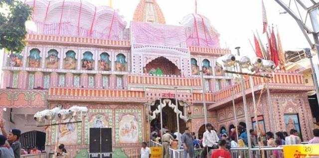 जयपुर का प्रमुख दर्शनीय स्थल खाटू श्याम जी मंदिर - Jaipur Ka Pramukh Darshniya Sthal Khatu Shyam Mandir In Hindi