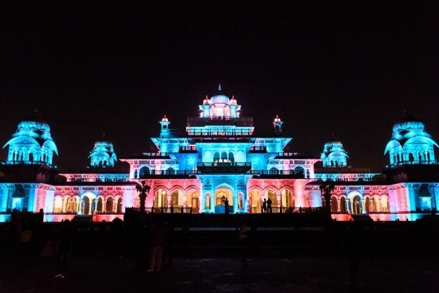 जयपुर में घूमने की अच्छी जगह राम निवास उद्यान - Jaipur Me Ghumne Ki Acchi Jagha Ram Niwas Garden in Hindi