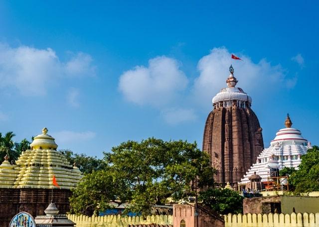 श्री जगन्नाथ पुरी मंदिर, पुरी