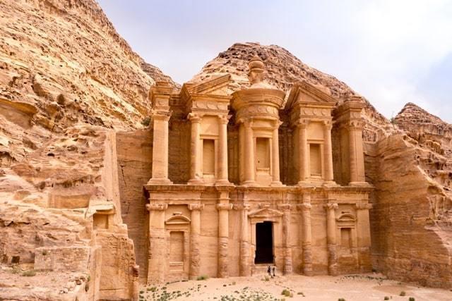 पेट्रा का इतिहास- History Of Petra In Hindi