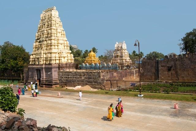 मल्लिकार्जुन स्वामी मंदिर, श्रीशैलम