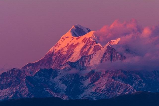 त्रिशूल पीक - Trisul Mountain In Hindi