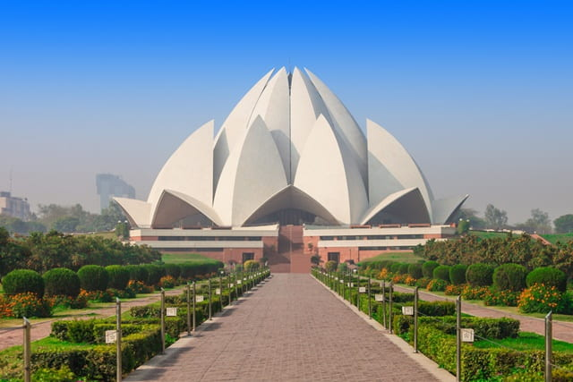 Lotus Temple Image