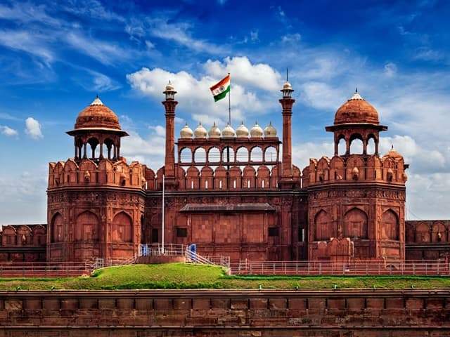 Red Fort Image