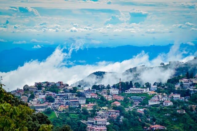 उत्तराखंड का पर्यटन स्थल मसूरी - Mussoorie Tourist Place In Uttarakhand In Hindi